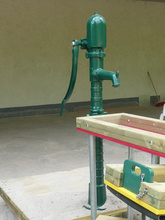 Wasserpumpe Automatik
