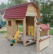 Spielhaus Scheune