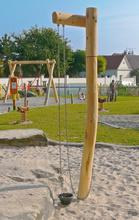 Schwenk-Sandkran