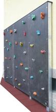 Kletterwand Kraxelmeister 125xH250cm
