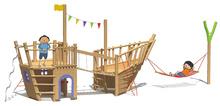 Spielschiff Pirmasens