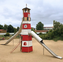 Leuchtturm Weissenhäuser Strand