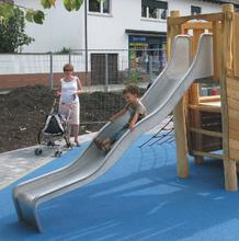 Wellen-Anbaurutsche 50xPH145cm
