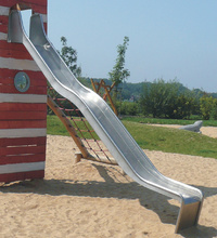 Wellen-Anbaurutsche 50xPH245cm