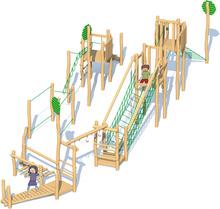 Kletterkombination Waldhausschule