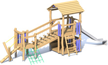 Spielanlage Eckenweiher