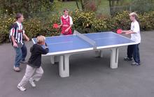 Tischtennisplatte Park