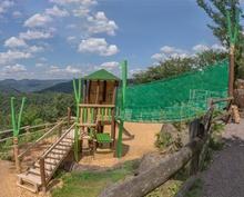 Baumhaus-Spielanlage Jung-Pfalz-Hütte