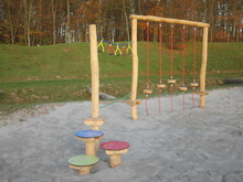 Balancierparcours Kirchheimbolanden
