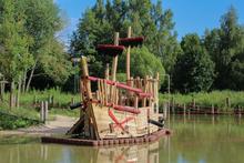 Piratenschiff Amberg