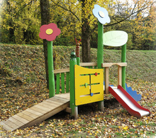 Minispielanlage Frühlingswiese