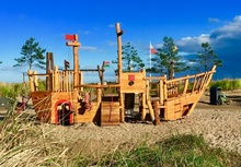 Piratenschiff Odenheim