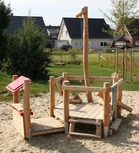 Sandbaustelle Dietersheim