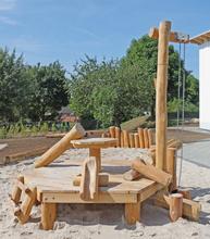 Sandbaustelle Hettenheim