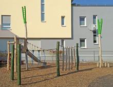 Bewegungsparcours Kirschbaumstraße