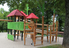 Baumhaus-Spielanlage Fridtjof-Nansen