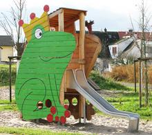 Rutschbahn Froschkönig