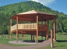 Achteck-Hütte Schneckenturm