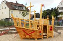 Piratenschiff Schlangenbad