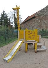 Kleinkindanlage Giraffe