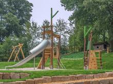 Spielanlage Wildpark Neuhaus