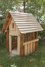 Spielhaus Olaf mit Boden