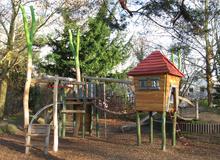 Baumhaus-Spielanlage Gonsenheim