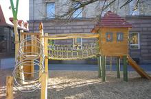 Baumhaus-Spielanlage Maiweg