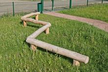 Balancierbalken-Strecke 16m