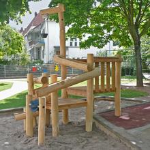 Sandbaustelle Annweiler