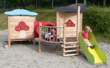 Minispielanlage Pilzdorf