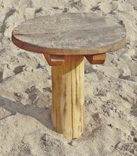 Backtisch rund