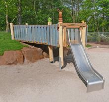 Kinderpodest Sommerwald