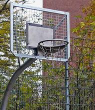 Basketball-Anlage Gitterrost