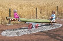 Krokodilwippe 2-fach