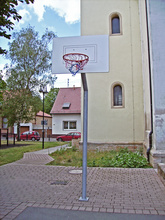 Basketball-Anlage HPL