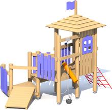 Spielburg Kleine Strolche