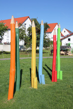 Stelze Buntstift