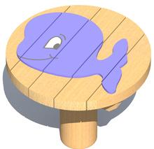 Backtisch Wal